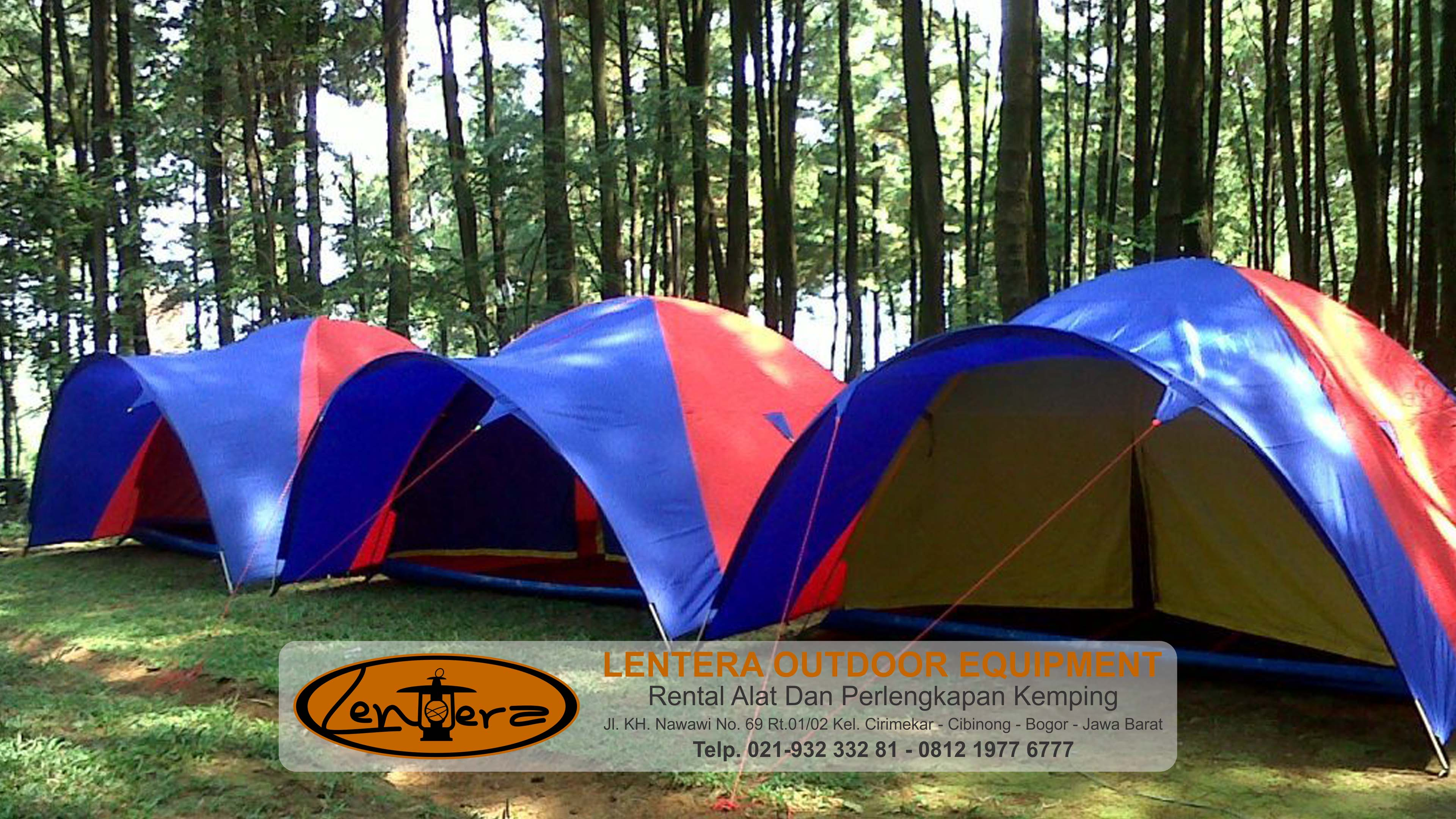CAMPING GROUND GUNUNG PANCAR