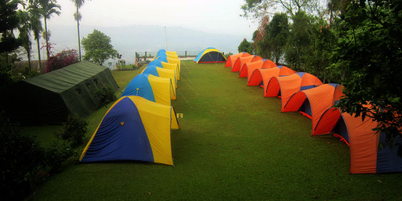 Rental Tenda Camping Lentera Outdoor 1