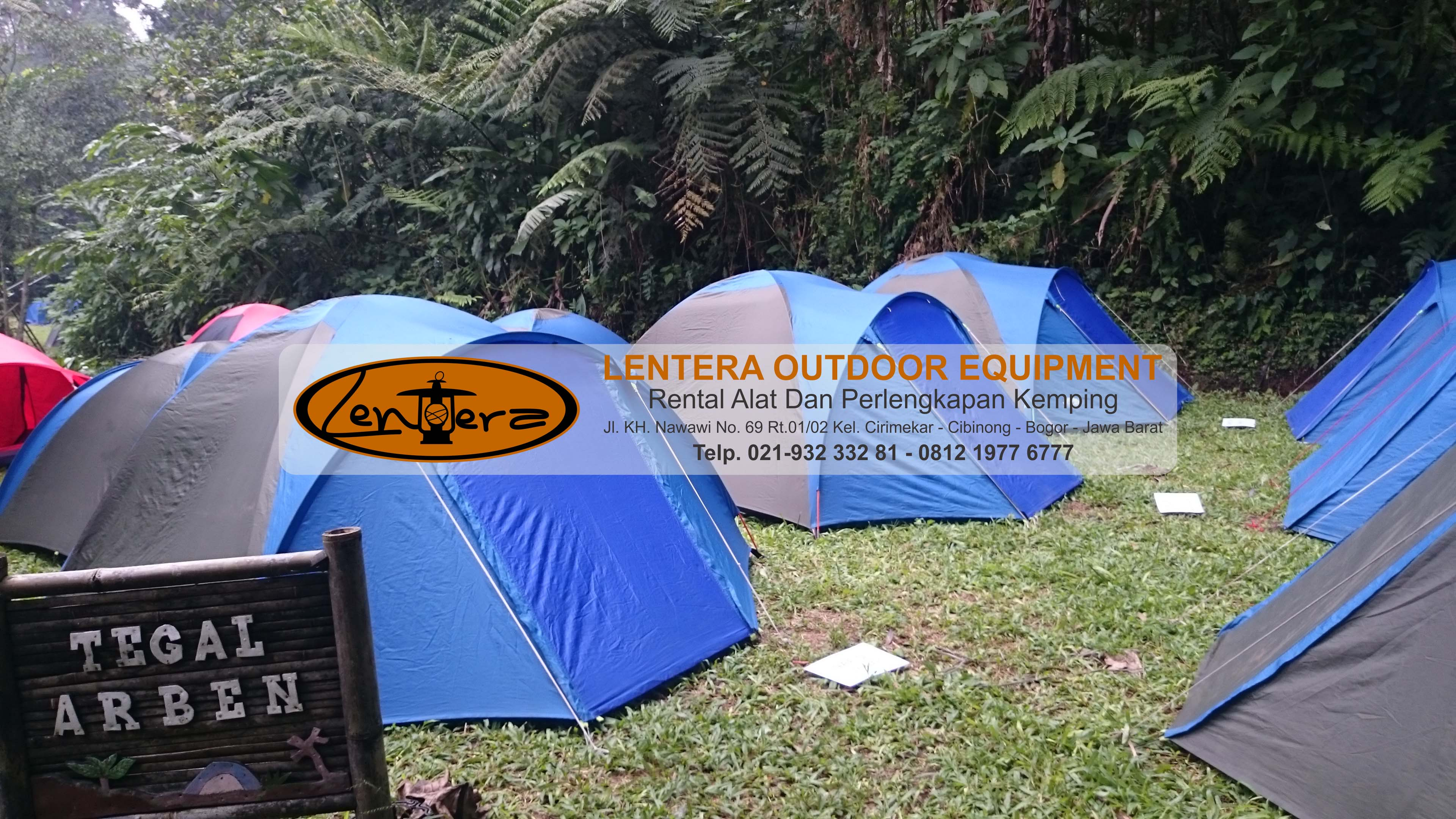 Rental Tenda Dome Salak - Lentera Outdoor Equipment